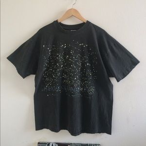 Vintage Single Stitch Constellations T-Shirt 🌌